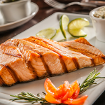 Image of Lime Glazed Salmon