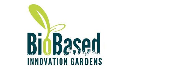 logo biobased gardens