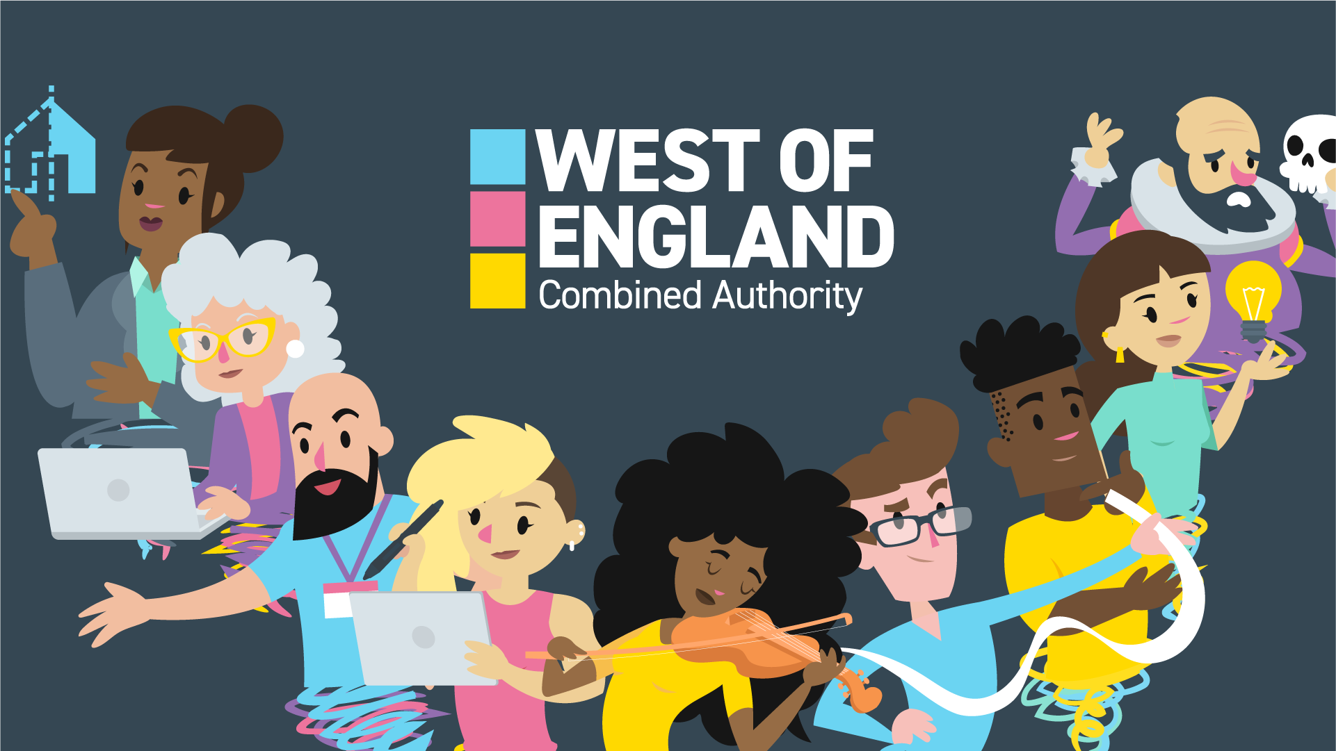West of England Authority supports Creative industries