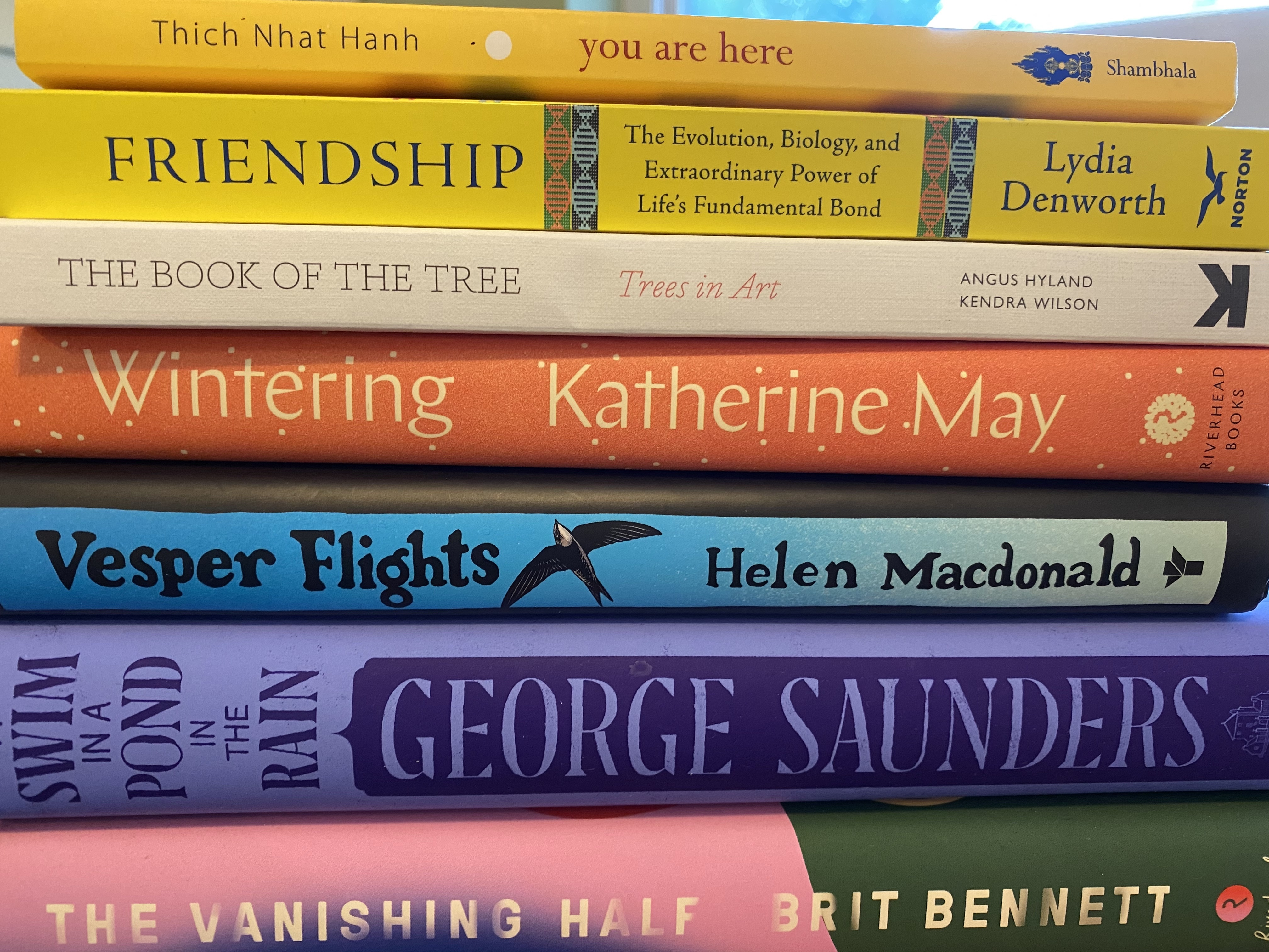 Books from The Toadstool Bookshop