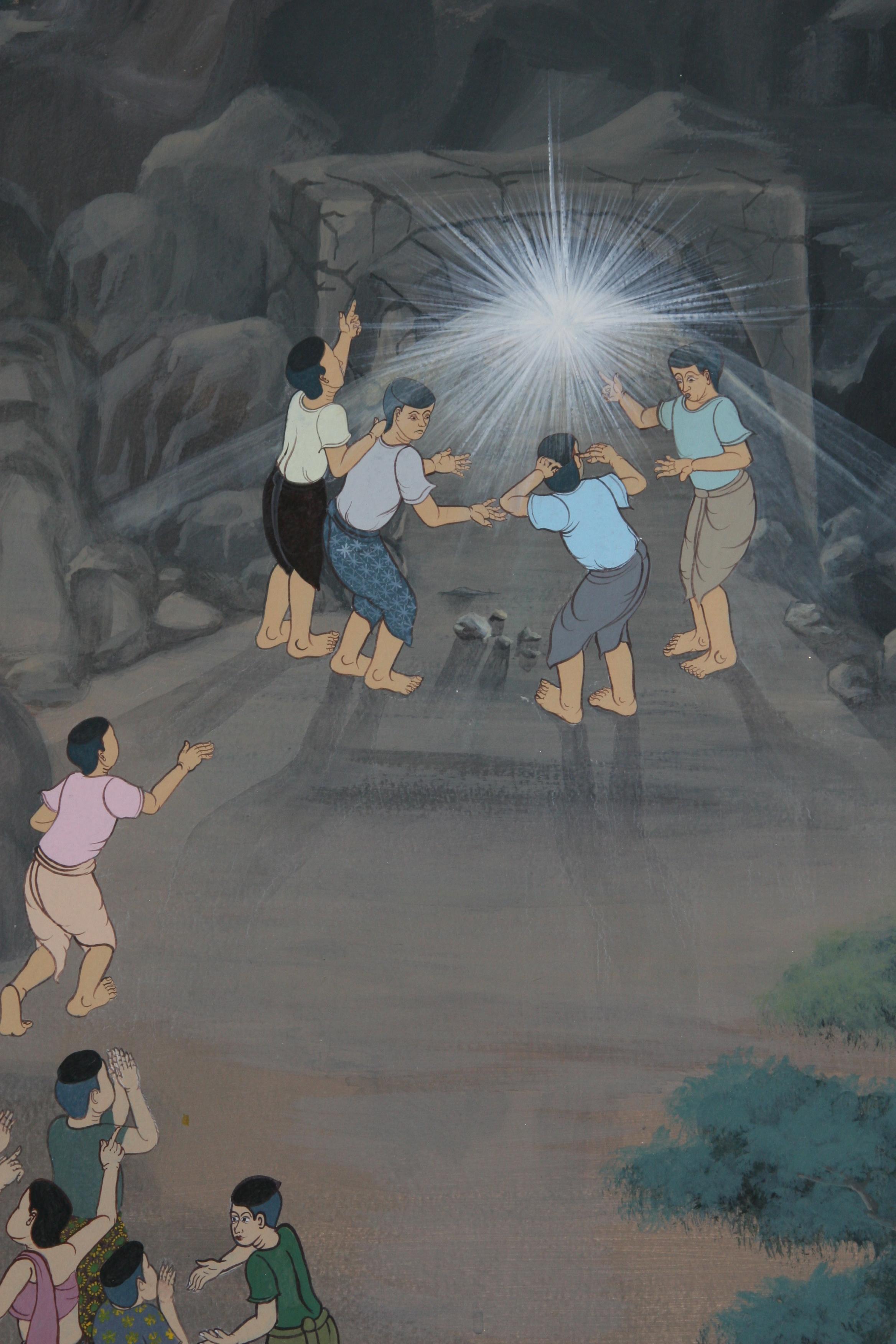 Video-Osterandacht vom Protestantischen Friedhof in Bangkok am 12. April 2020