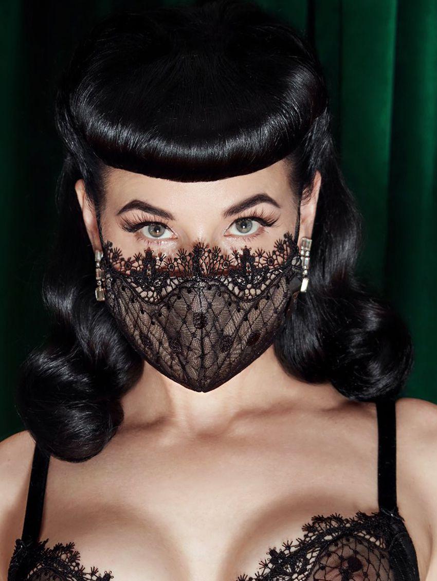 Dita von teese vedette face mask limited edition nu te koop bij naron breda