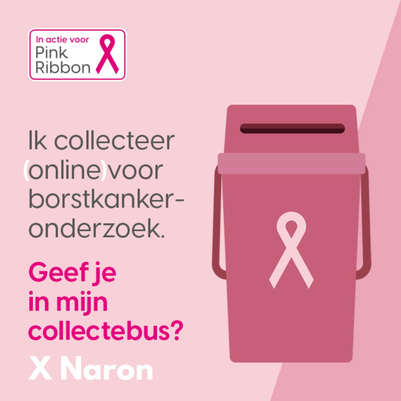 online collectebus voor pink ribbon