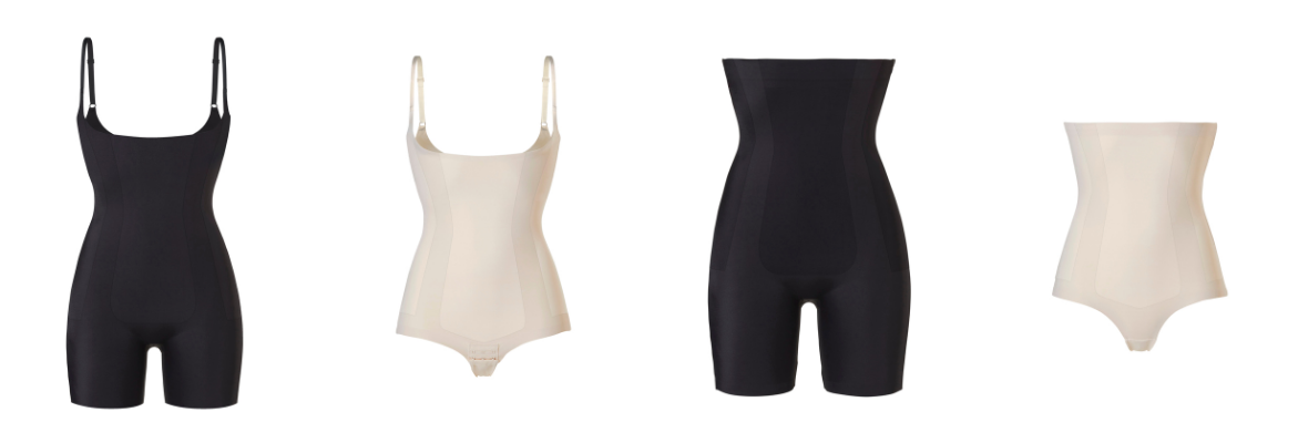 Magic bodyfashion nieuwe super stevige shapewear magic for everyone body en corrigerende broek