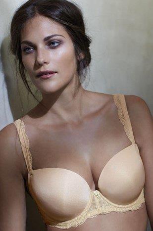 Panache lingerie Ardour balconet bh in nude