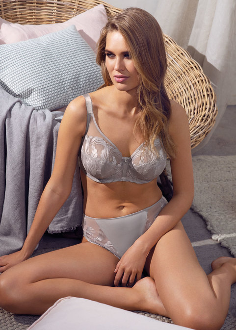 Fantasie lingerie Anoushka bh in silver side support