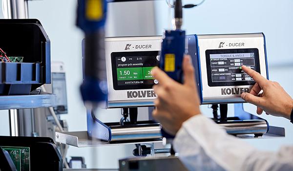 Kolver Electric Screwdrivers
