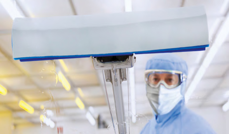Effectively Disinfect Large Surfaces