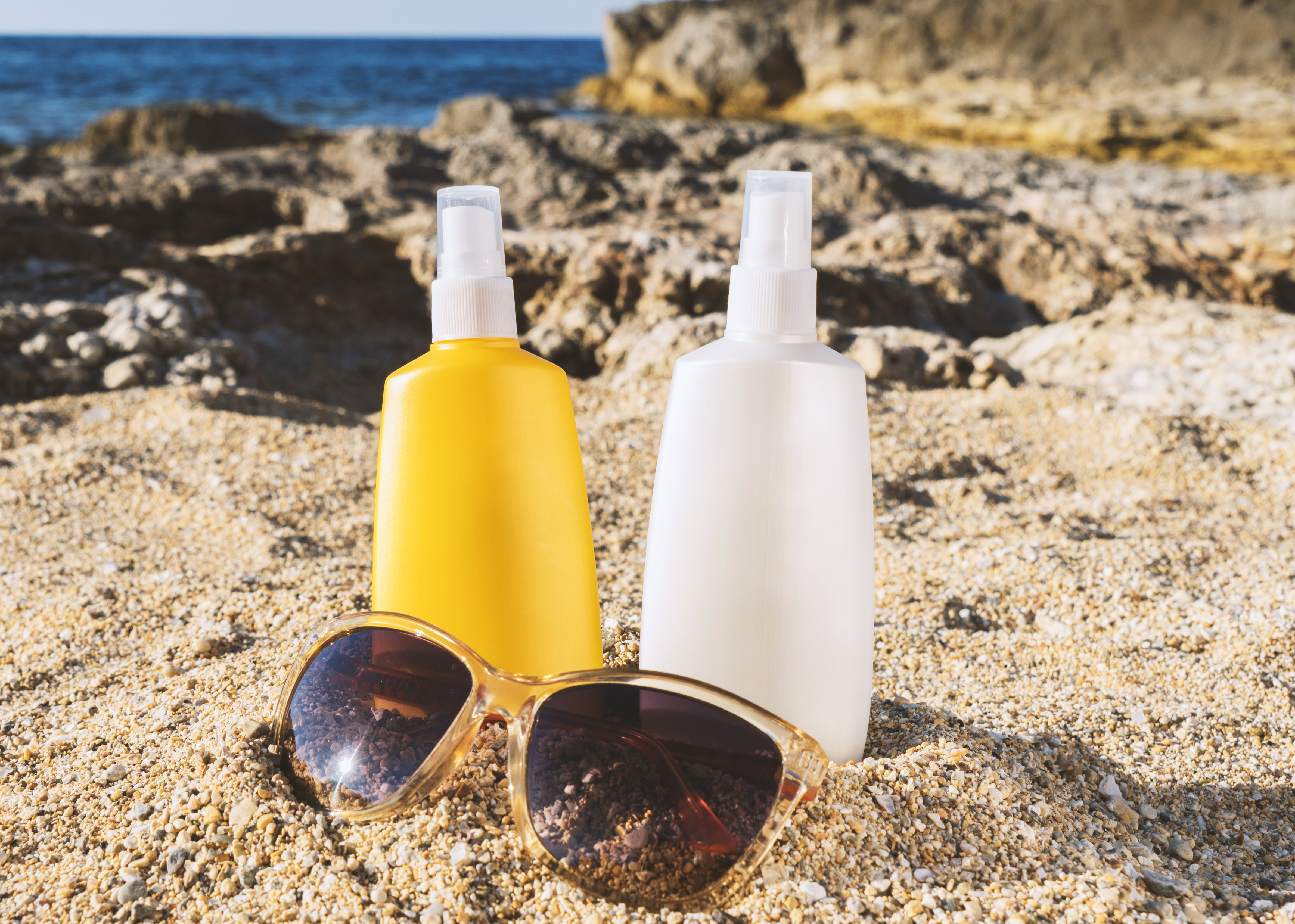 TANNING AND SKIN CARE PRODUCTS