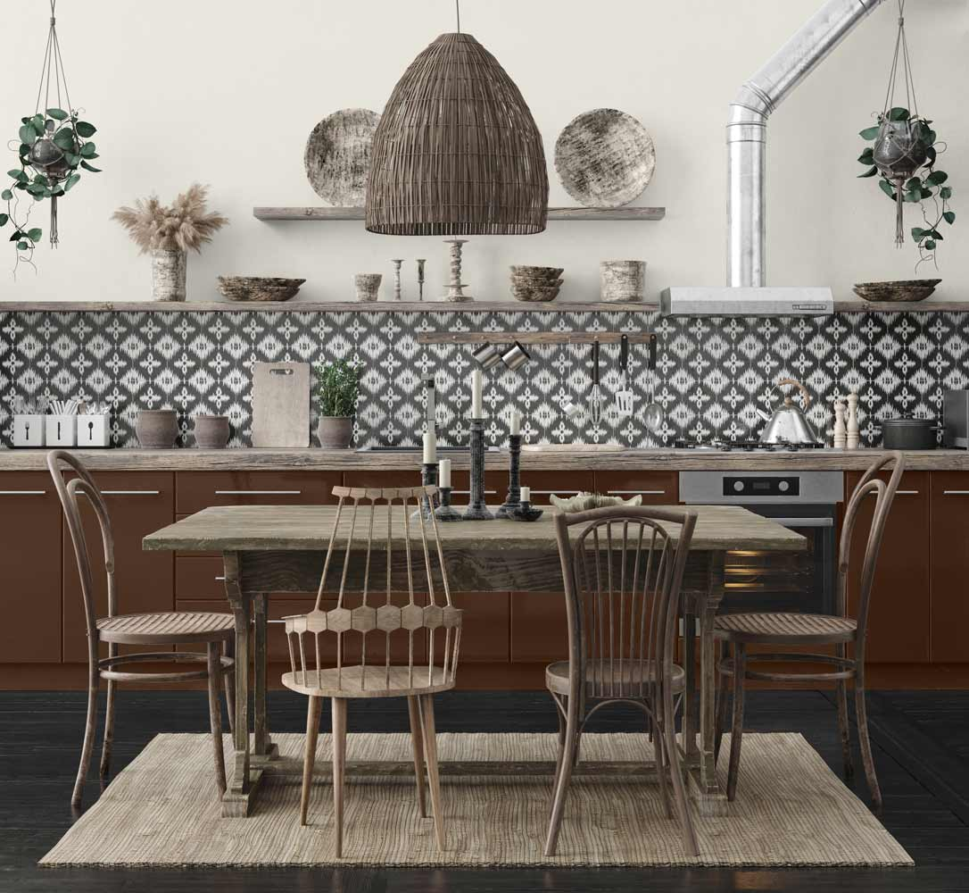 dining room interior oak ridge tn