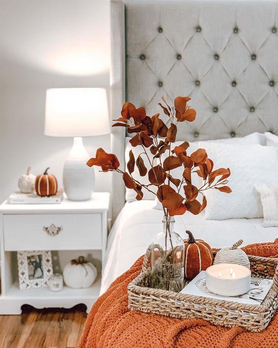 fall interior decorating ideas