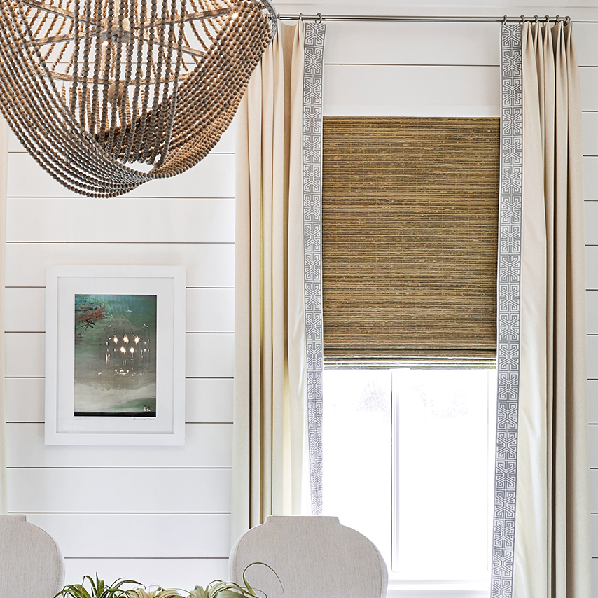 double layer window treatment knoxville tn