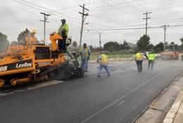 Paving operations on Virginia Ave (2)