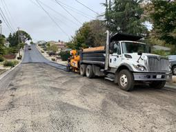 Paving operations on South 58th (6)