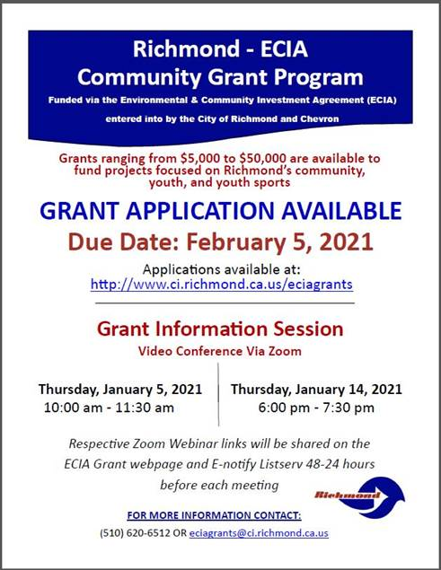 FY 21-22 Grant Info Flyer