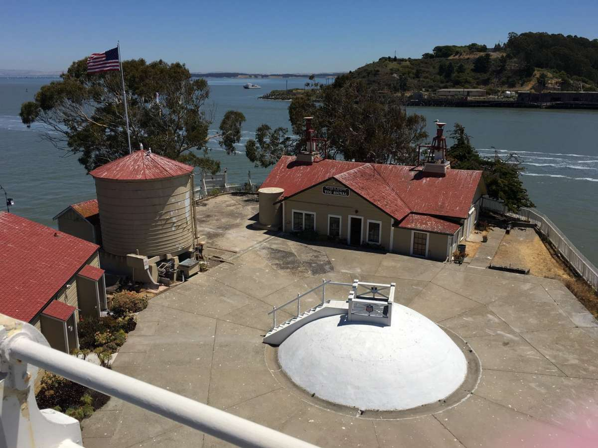 In 1980, a group of preservationists won permission to renovate the lighthouse and take over its maintenance. The inn now pays for the upkeep of the lighthouse and other structures.