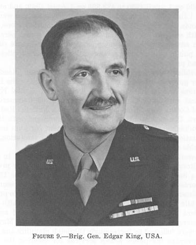 Brigader General Edward King