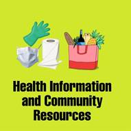 Health Information and Community Resources