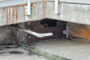 A picture containing building, stone, concrete, cement    Description automatically generated