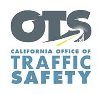 May be an image of text that says 'IS CALIFORNIA OFFICE OF TRAFFIC SAFETY'