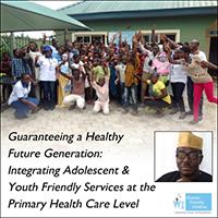 Guaranteeing a Healthy Future Generation