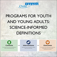 Programs for Youth and Young Adults