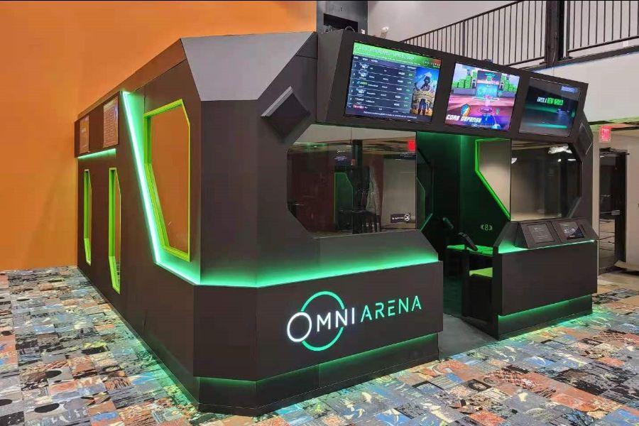 Omni Arena at Xtreme Play