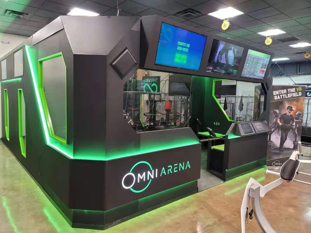 Omni Arena at THRIVR24