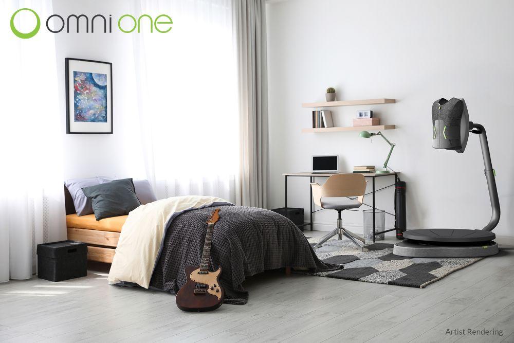Omni One in bedroom
