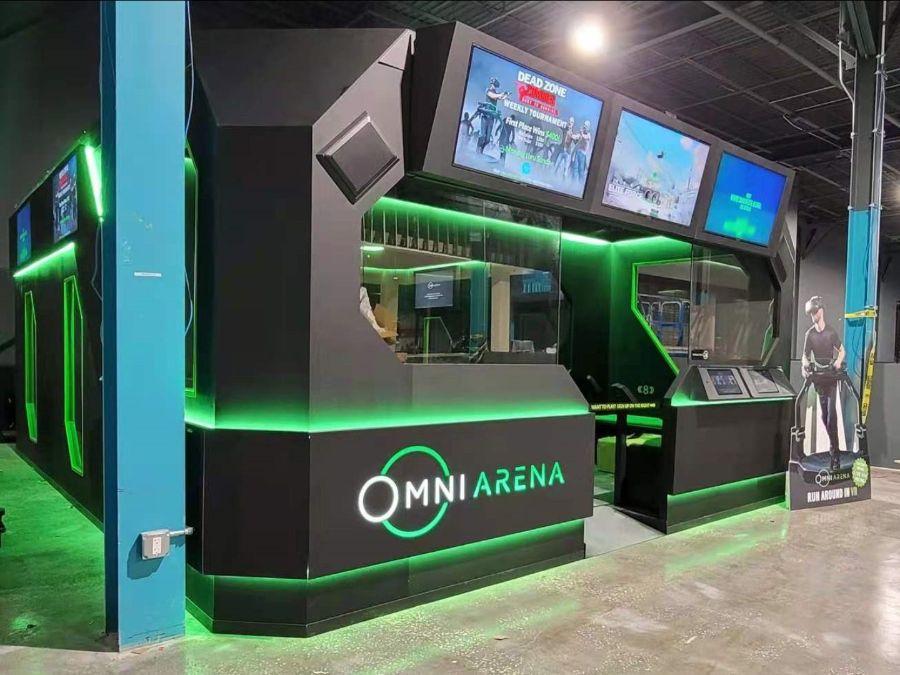 Omni Arena at Elev8