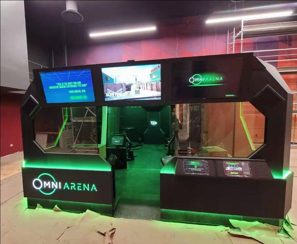 Omni Arena at Tonkawa Hotel