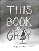 the book is gray