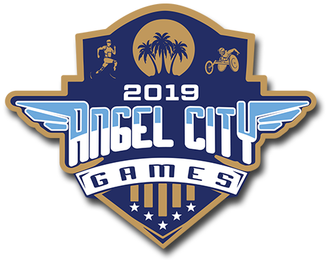 Logo for 2019 Angel City Games