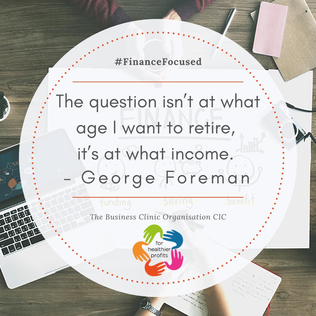 Hashtag Finance Focused