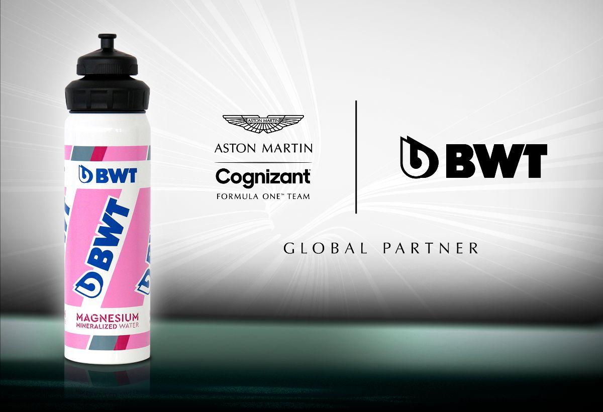 BWT - sponsor Astona Martina w Formule 1