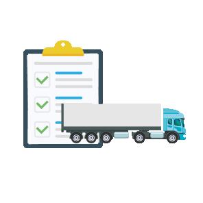 haulier customslink features