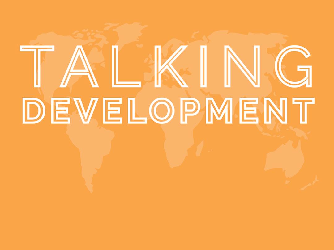 Talking Development logo