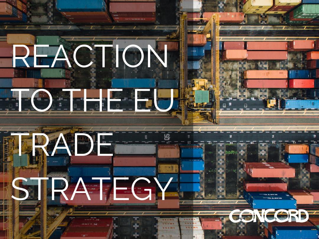 reaction to eu trade strategy banner