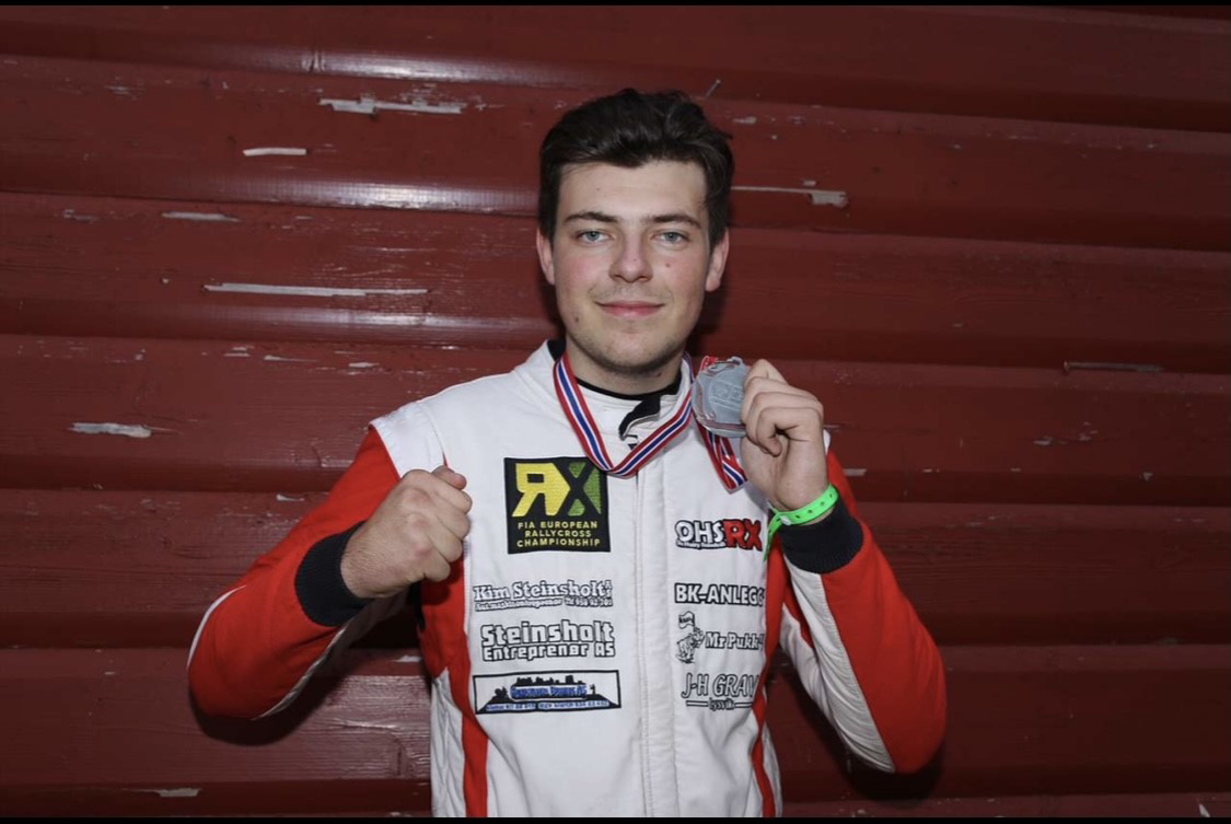 Steinsholt commits to FIA RX2e curtain-raiser as rising rallycross star eyes Catalunya success, QEV