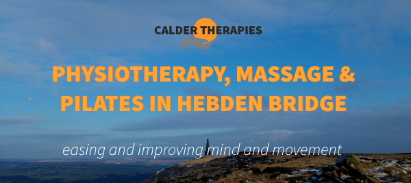 Calder Therapies - easing and improving mind and movement