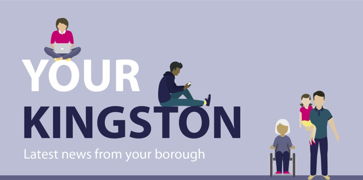 Your Kingston. Latest news from your borough.