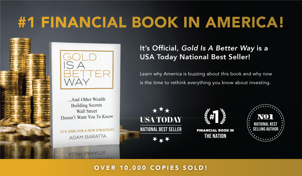 gold is a better way book