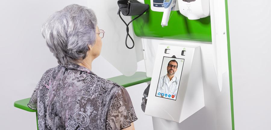 Medipunto de atenciones médicas remotas