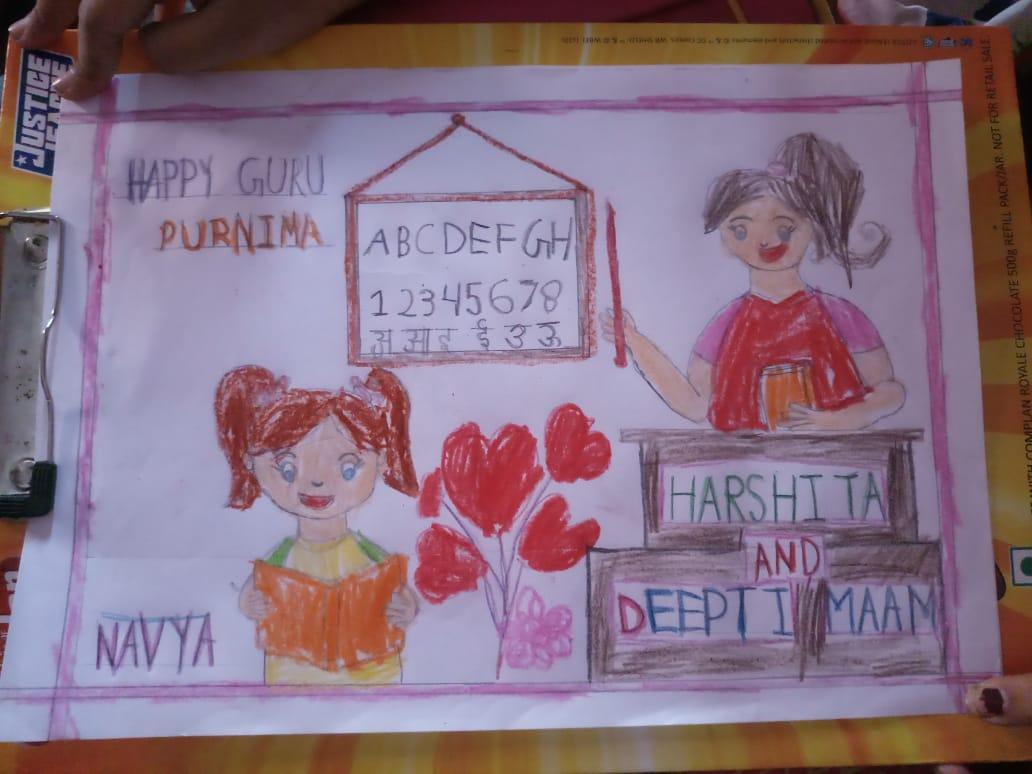 Virtual Guru-Purnima Greetings!