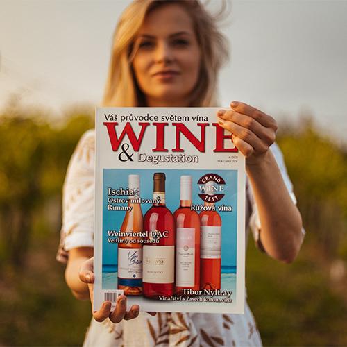 Grand test Wine & Degustation