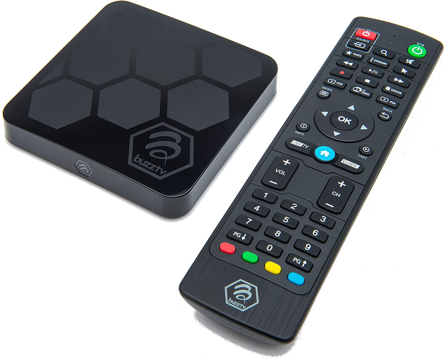 Buzz TV Android box