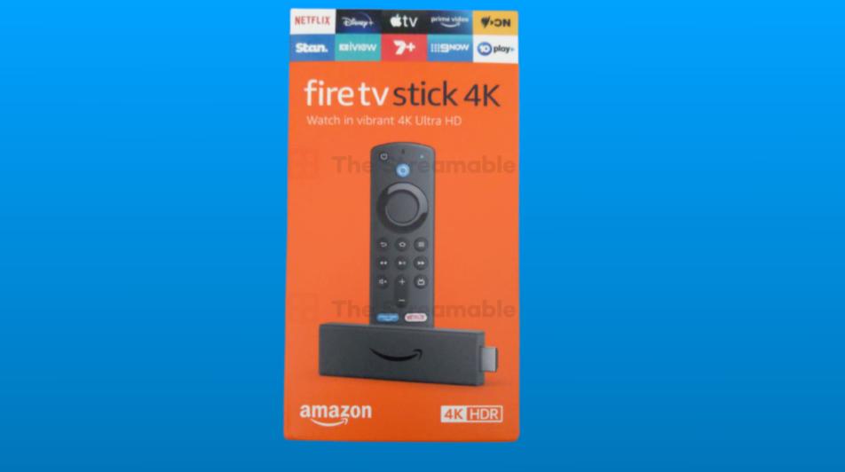 New 4K Fire TV Stick
