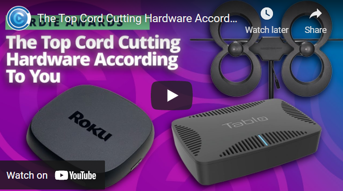 Cord Cutters News CORDIE Awards