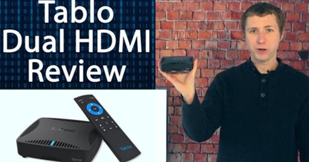 Antenna Man Tablo DUAL HDMI Review