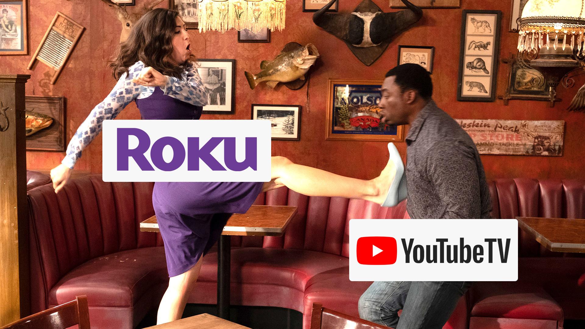 Roku versus YouTube TV